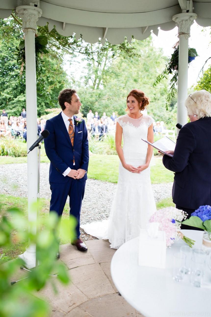 Pike and henry wedding