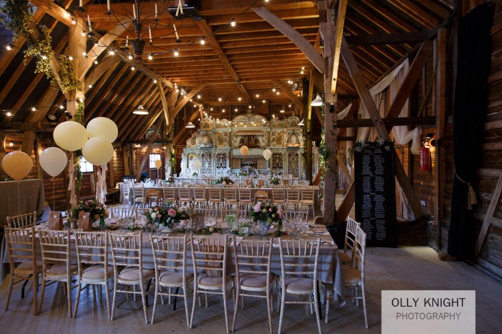 George & Caroline's Wedding at Preston Court